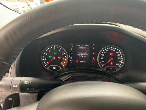 jeep renegade 1.8 longitude flex aut. 5p 26.000km