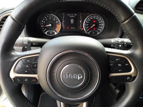 jeep renegade 1.8 longitude flex aut. 5p