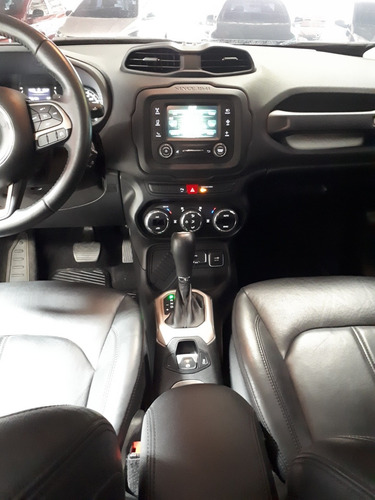 jeep renegade 1.8 longitude flex aut. 5p - branco