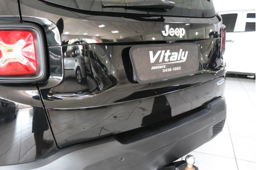 jeep renegade 1.8 longitude flex aut2016 * ótima conservação