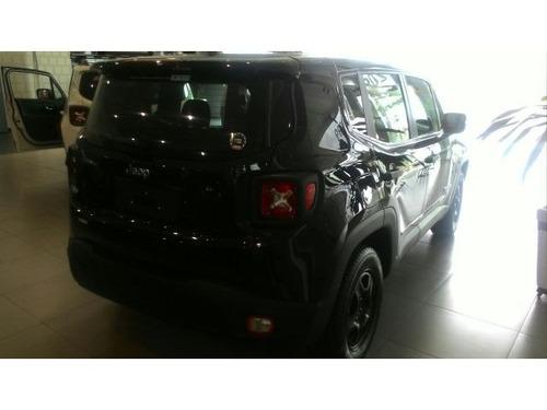 jeep renegade 1.8 mec 0km17/17 sem placas