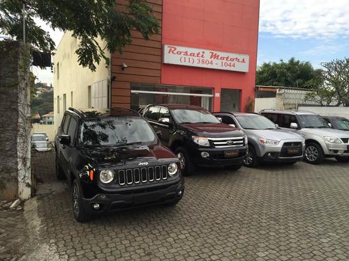 jeep renegade 1.8 mec flex 16/17 0km rosati motors p. entreg