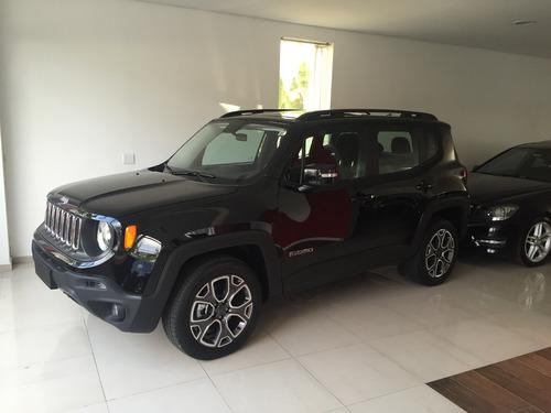 jeep renegade 1.8 mec flex 17/18 0km rosati motors p. entreg