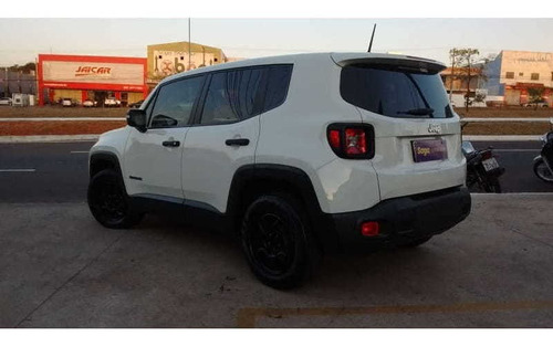 jeep renegade 1.8 mt