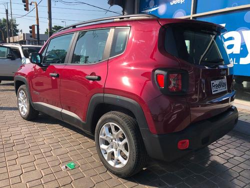 jeep renegade 1.8 sport 0 km