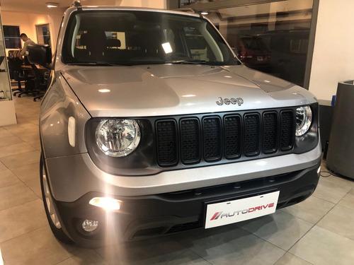 jeep renegade 1.8 sport 0 km financiación de fca