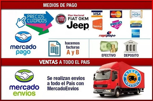 jeep renegade 1.8 sport 0km - anticipo: $251.000 tasa 0%