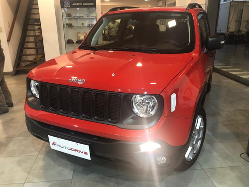 jeep renegade 1.8 sport 0km financiacion