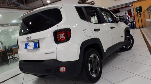 jeep renegade 1.8 sport 2016 m12 motors tancredo