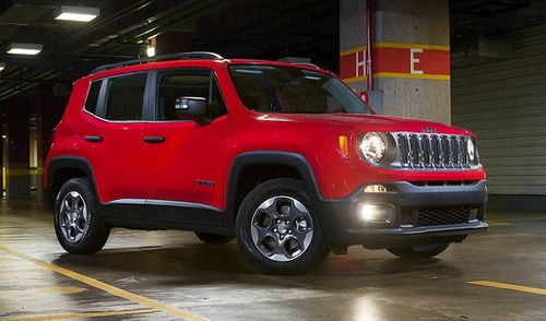 jeep renegade 1.8 sport 2018 0km