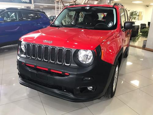 jeep renegade 1.8 sport 2018 nuevo 0km
