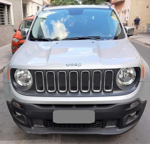 jeep renegade 1.8 sport 2019 garantia con accesorios origina