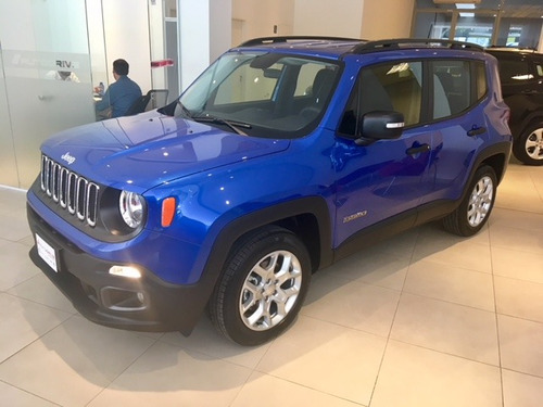 jeep renegade 1.8 sport 2020 0 km