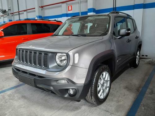 jeep renegade 1.8 sport 2020 financiada