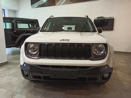 jeep renegade 1.8 sport 30% anticipo