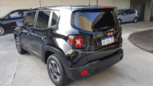 jeep renegade 1.8 sport 4wheelsautos