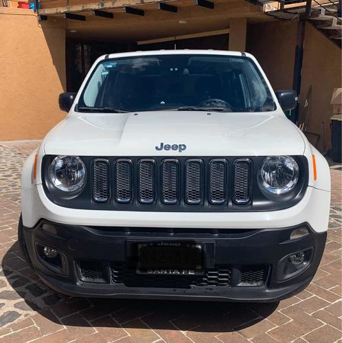 jeep renegade 1.8 sport 4x2 at 2018