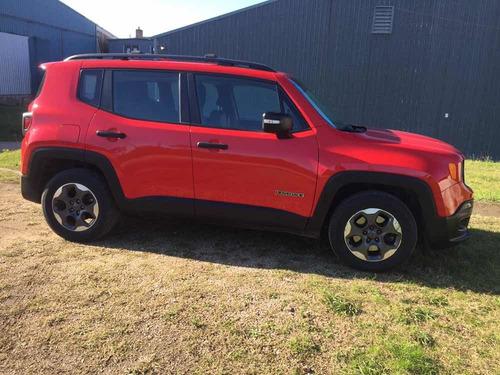 jeep renegade 1.8 sport 5p 2016