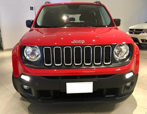 jeep renegade 1.8 sport - anticipo $251.000 - tasa 0%