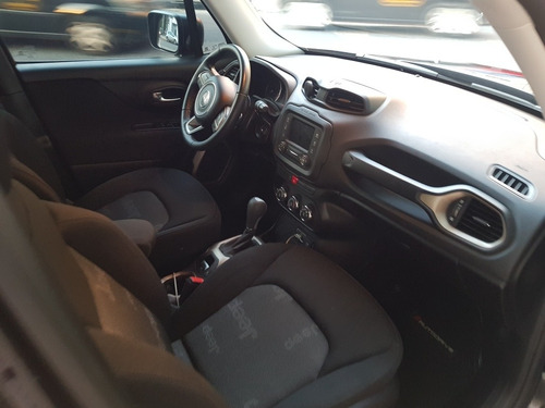 jeep renegade 1.8 sport at 2017