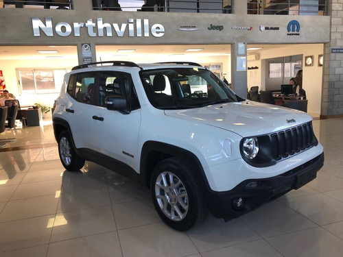 jeep renegade 1.8 sport at 2019