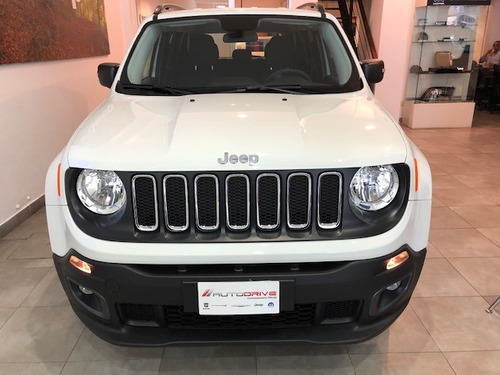 jeep renegade 1.8 sport at  2020 automatico