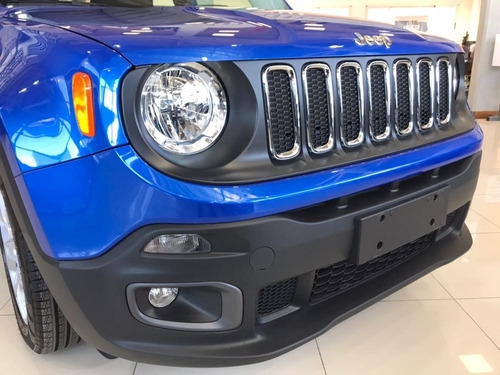 jeep renegade 1.8 sport at plus 2018 nuevo