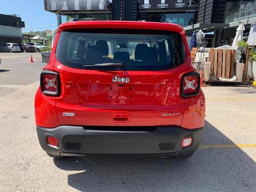 jeep renegade 1.8 sport at plus 2020