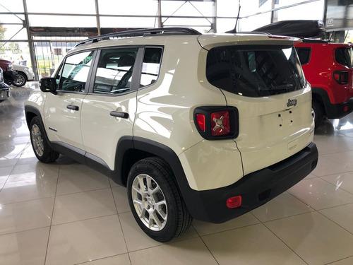 jeep renegade 1.8 sport at plus