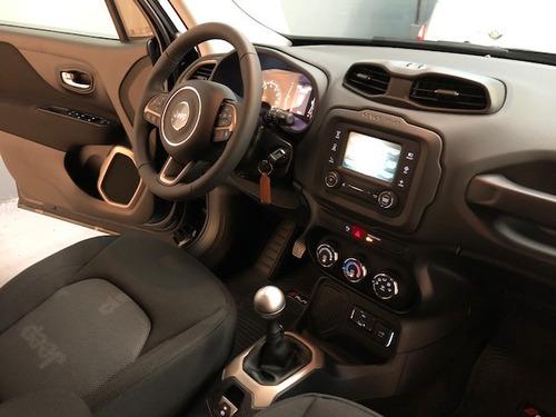 jeep renegade 1.8 sport at precio imperdible.