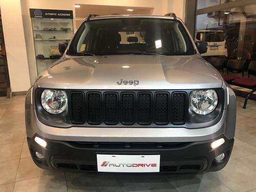jeep renegade 1.8 sport at  tomamos su usado