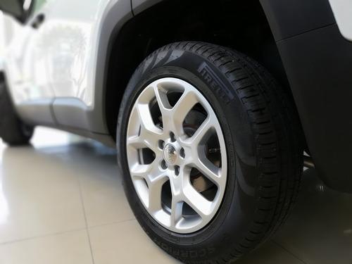 jeep renegade 1.8 sport at6 0km 2018  al mejor precio