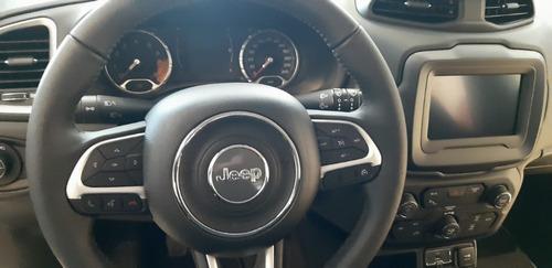 jeep renegade 1.8 sport at6 en en cuotas