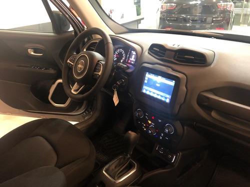 jeep renegade 1.8 sport at6 my19 financia hasta 80%