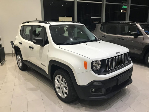 jeep renegade 1.8 sport at6 my20 0km. - mlr