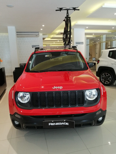jeep renegade 1.8 sport at6 my20 - stock fisico - promocion!