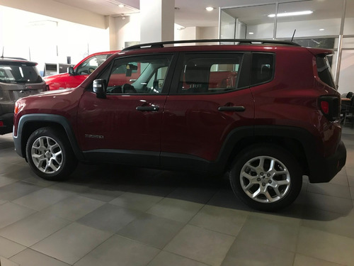 jeep renegade 1.8 sport at6 my2018