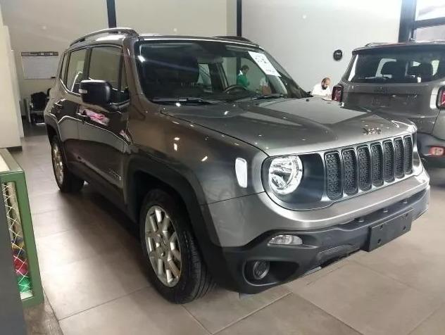 Jeep Renegade 1 8 Sport Aut 2020 R 77 990 Em Mercado Livre