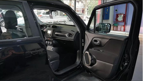 jeep renegade 1.8 sport automática 0km, financiada