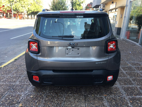 jeep renegade 1.8 sport  automática 2018