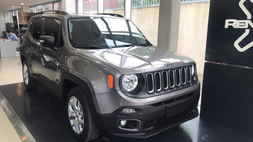 jeep renegade 1.8 sport automática 3torq evo 0km 2018