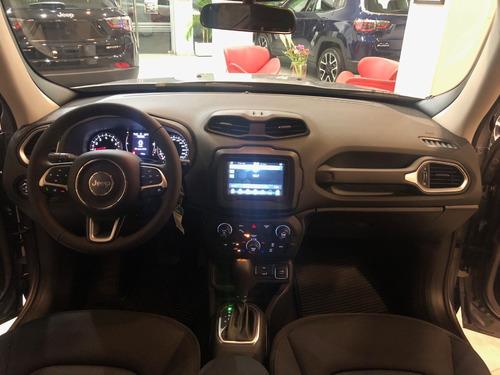 jeep renegade 1.8 sport automatica 6vel plan 100%