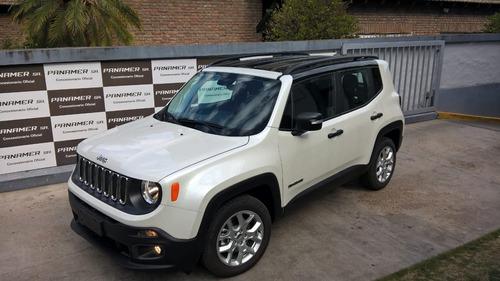 jeep renegade 1.8 sport automática