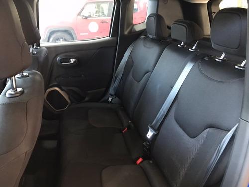 jeep renegade 1.8 sport automática nueva linea northville