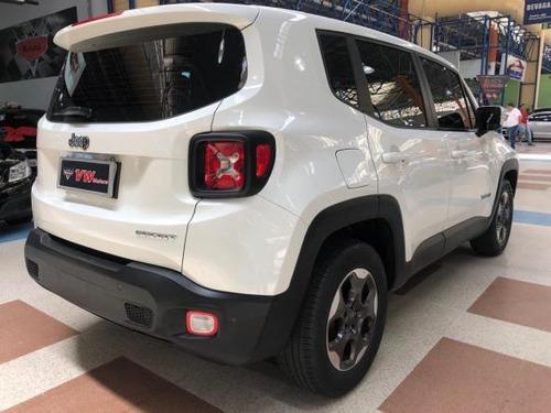jeep renegade 1.8 sport automática! unica dona!