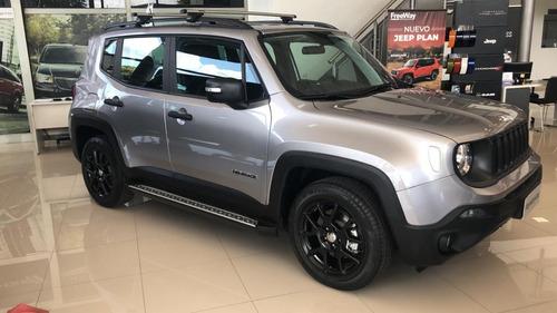 jeep renegade 1.8 sport automatico 0km 2020 gris  fisico