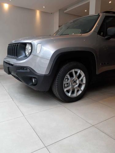 jeep renegade 1.8 sport cuotas tasa 0% plan gobierno