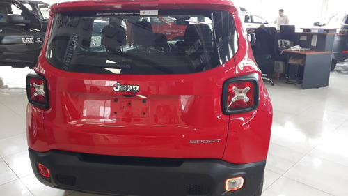 jeep renegade 1.8 sport - financiacion