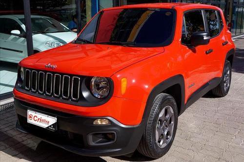 jeep renegade 1.8 sport flex  4p manual