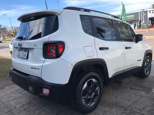 jeep renegade 1.8 sport flex 5p 2016